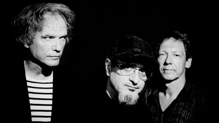 Emmanuel Bex, Glenn Ferris et Simon Goubert  (Julien Mignot)