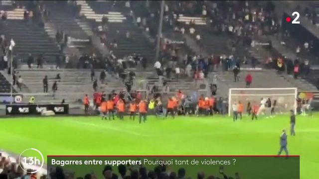 Football : pourquoi autant de violences entre supporters ?