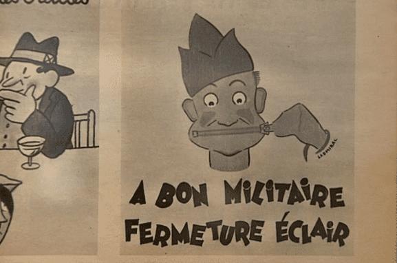 """Se méfier de """"la cinquième colonne""""...  (France 3)"""
