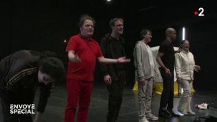 Envoyé spécial. Des acteurs extraordinaires (ENVOYÉ SPÉCIAL  / FRANCE 2)
