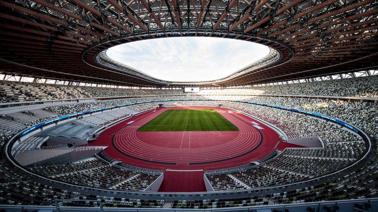 Le stade olympique pour Tokyo 2020 (BEHROUZ MEHRI / AFP)