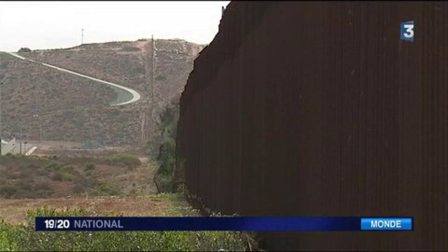 Donald Trump : le mur de la discorde avec le Mexique