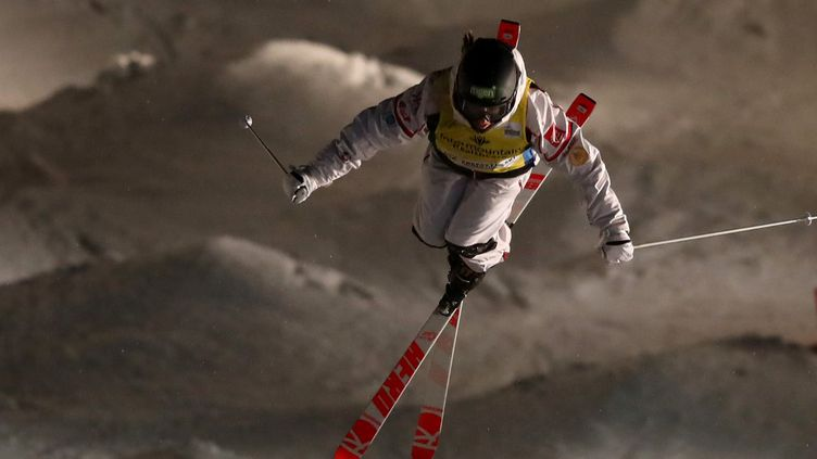 Perrine Laffont, principale chance de médaille en ski freestyle côté français.  (GREGORY SHAMUS / GETTY IMAGES NORTH AMERICA)