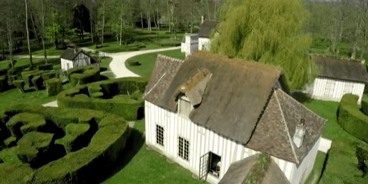 Les jardins du hameau de Chantilly  (France 2)