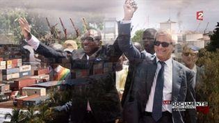 Complément d'enquête. La lune de miel entre Vincent Bolloré et le président guinéen Alpha Condé (COMPLÉMENT D'ENQUÊTE/FRANCE 2)