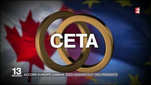 CETA : qui sont les gagnants et les perdants ?