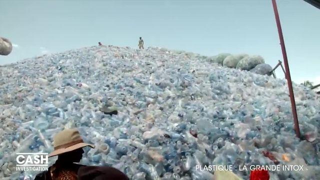 Cash investigation : Plastique, la grande intox - 5e extrait