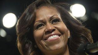 Michelle Obama le 10 août 2013 à Orlando  (Jim Watson / AFP)