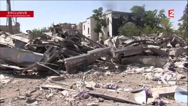 Syrie : Manbij libérée de Daech