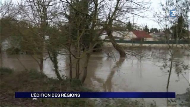 Inondations dans le Doubs : malgré la décrue, la situation reste compliquée