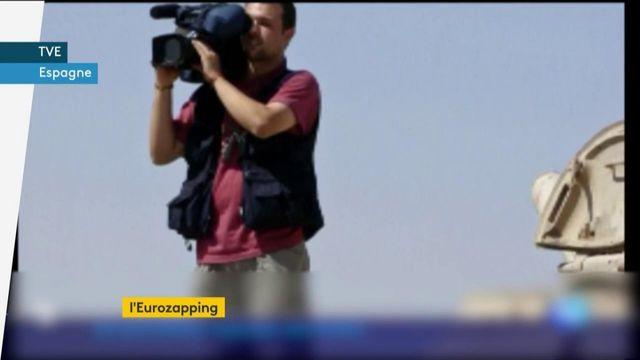 Eurozapping : des journalistes espagnoles exécutés au Burkina Faso