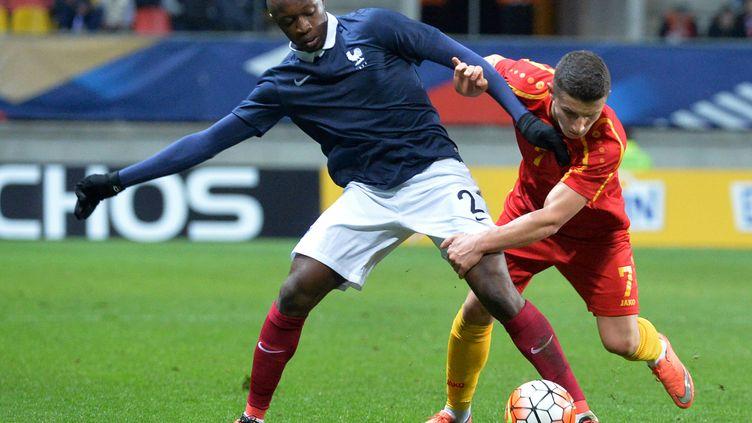 Antoine Conte (JEAN-FRANCOIS MONIER / AFP)