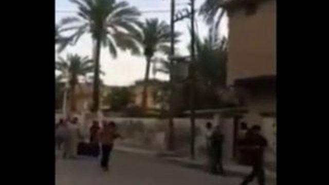 Irak : jihadistes de l'Etat islamique ont hissé leur drapeau sur le gouvernorat.de Ramadi