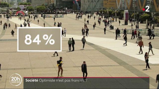 Société : les Français, trop pessimistes ?