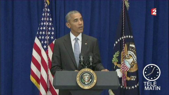 États-Unis : Obama promet des représailles après les soupçons de piratage russe