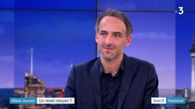 """Invité : Raphaël Glucksmann explique son mouvement """"Place publique"""""""