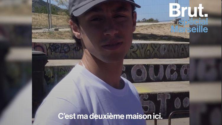 VIDEO. Qui est Vincent Matheron, ce skater qui file aux JO de Tokyo ? (BRUT)