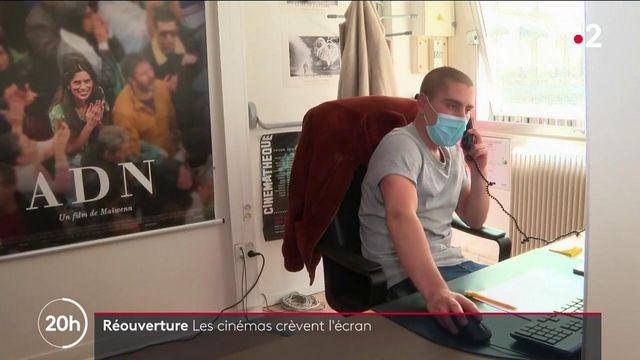 Cinéma : les spectateurs se sont pressés dans les salles obscures