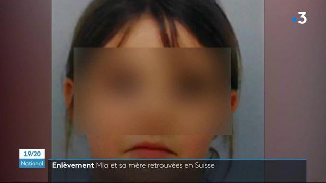 Faits-divers : la petite Mia a été retrouvée saine et sauve en Suisse