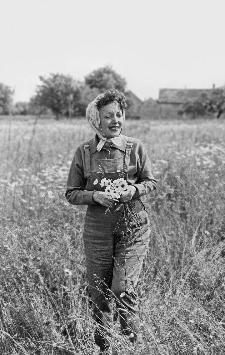 Edith Piaf (© HUGUES VASSAL)