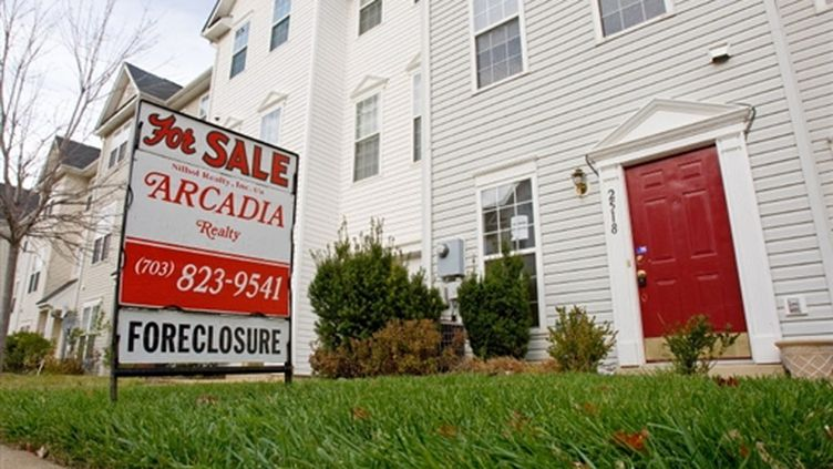 Vente immobiliere aux USA (AFP/PAUL J. RICHARDS)