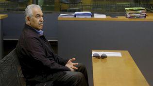 Stéphane Turkcomparaît devantla cour d'assises des Alpes-Maritimes, à Nice le 28 mai 2018. (MAXPPP)