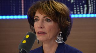 Marisol Touraine,ministre de la Santé et des Affaires sociales. (Jean-Christophe Bourdillat / Radio France)