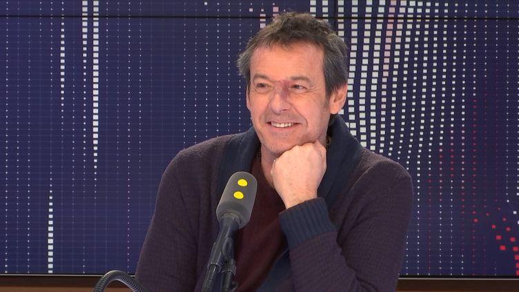 Jean-Luc Reichmann. (FRANCEINFO / RADIOFRANCE)