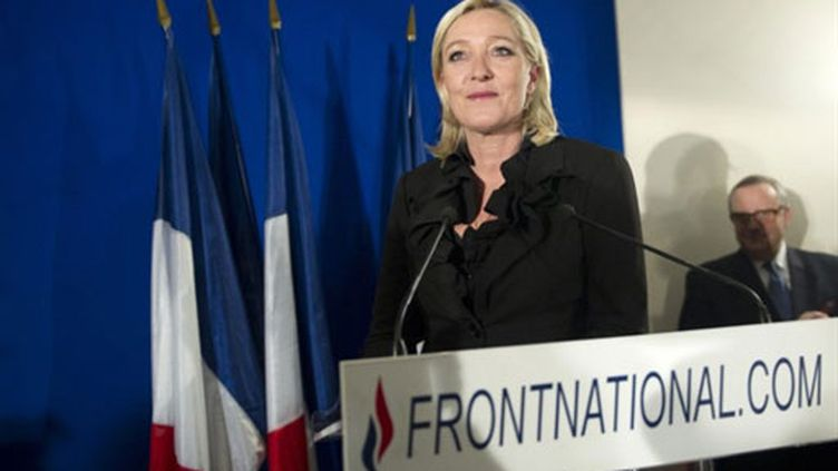 Marine Le Pen (le 20 mars 2011) (AFP / Bertrand Langlois)