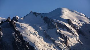 Le mont Blanc en août 2019 (VINCENT ISORE / IP3 PRESS/MAXPPP)