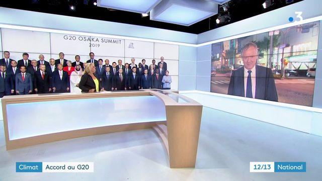 G20 : 19 pays signent l'accord sur le climat, sans les États-Unis