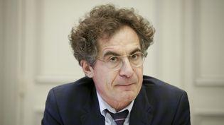 Étienne Klein, en décembre 2014. (THOMAS PADILLA / MAXPPP)