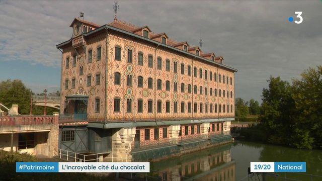 Journées du patrimoine : à la découverte de l'ancienne chocolaterie Menier à Noisiel