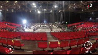 Une salle de spectacle en France. (France 2)