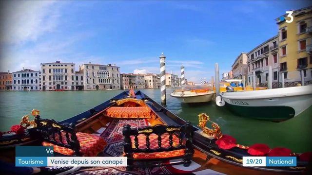 Tourisme : à la découverte de Venise, à travers l'écran