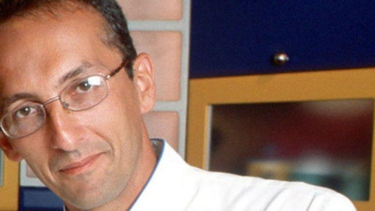 Michel Portos, élu chef de l'année en 2012. (FRANCE 3)
