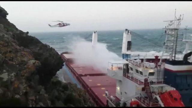 Cargo-sardaigne