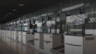 Nice : un aéroport en sommeil avec la crise sanitaire (FRANCE 3)