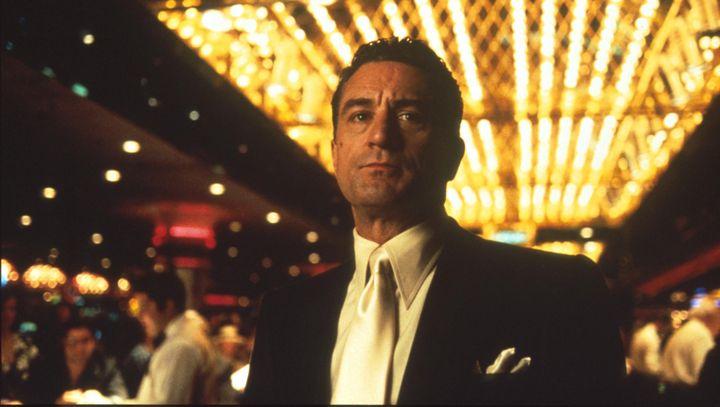 Robert De Niro dans Casino (1995) de Martin Scorsese  (ARCHIVES DU 7EME ART / PHOTO12)