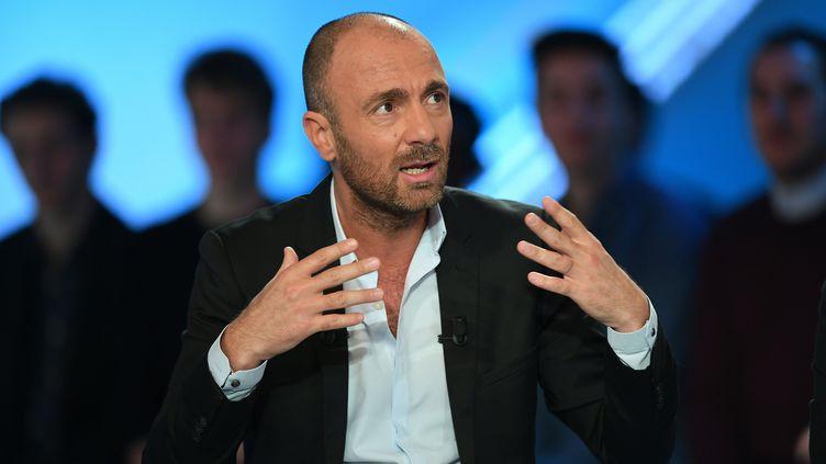 Christophe Dugarry (FRANCK FIFE / AFP)