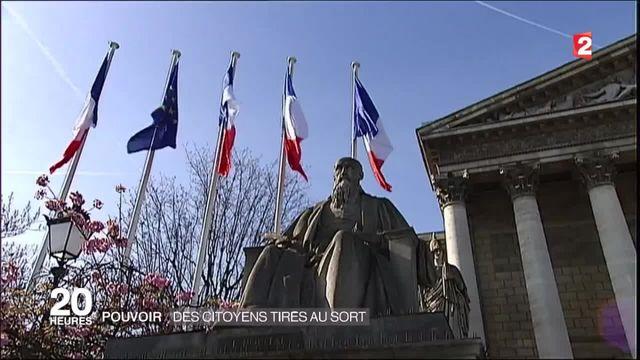 Politique : des Français bientôt tirés au sort ?