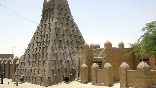 Une mosquée de Tombouctou  (Habib Kouyaté / AFP)