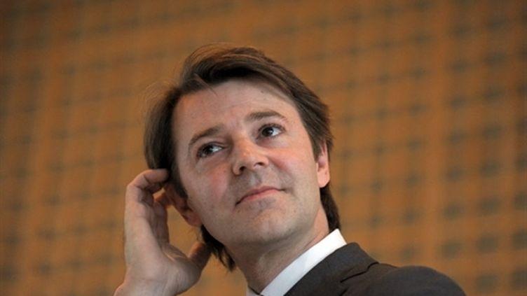 Le ministre du Budget François Baroin (janvier 2011) (AFP / Eric Piermont)