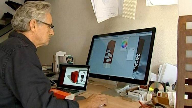 Claude Robin, designer international  (France 3 Culturebox)