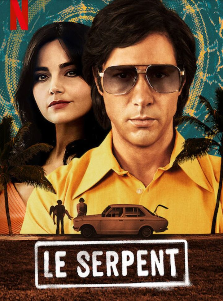 "L'affiche du ""Serpent"". (NETFLIX)"