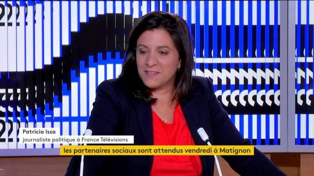 Rencontre importante entre les partenaires sociaux et Jean Castex à Matignon