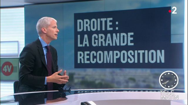 """Franck Riester : """"Notre détermination est d'être constructif"""""""