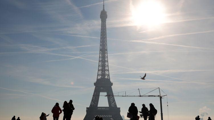 50 millions de touristes ont visité Paris et l'Île-de-Francel'an dernier, selon le comité régional du tourisme Paris Région (LUDOVIC MARIN / AFP)