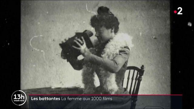 13h : Histoire : portrait d'Alice Guy, première femme réalisatrice de l'histoire du cinéma