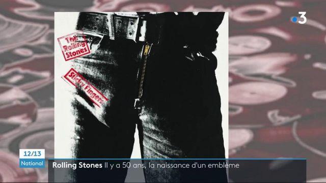 Musique : Sticky Fingers, l'album mythique des Rolling Stones, a 50 ans